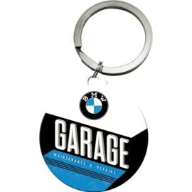 BMW Garage Sleutelhanger.