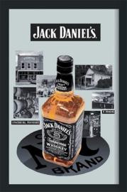 Jack Daniel's Photo's.  Spiegel 22 x 32 cm.