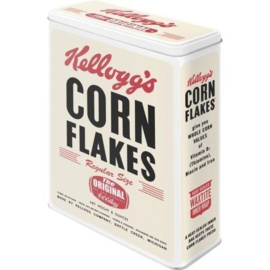 Kellogg's Corn Flakes Retro Package  Bewaarblik.