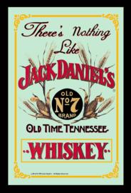 Jack Daniel's  Spiegel 22 x 32 cm.
