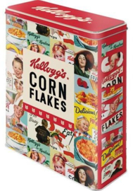 Kellogg's Corn Flakes Collage   Bewaarblik.