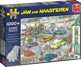 Jumbo Gaat Winkelen - Jan van Haasteren