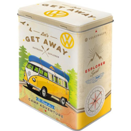 VW Let's Get Away - Bewaarblik .