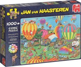 Het Ballon Festival - Jan van Haasteren (1000)