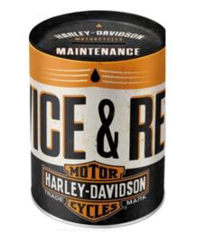 Harley Davidson Servise & Repair Spaarpot