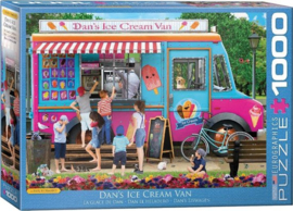 Dan's Ice Cream Van - Paul Normand (1000)