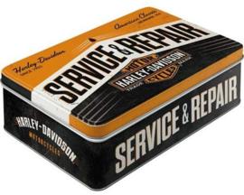 Harley Davidson Service & Repair Bewaarblik.