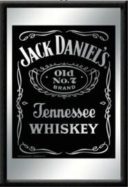 Jack Daniel's vintage  Spiegel 22 x 32 cm.