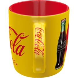 Coca Cola Drinkbeker.