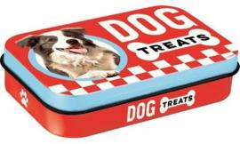 Pet Treat Box Dog Treats.