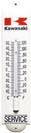 Kawasaki Thermometer 6,5 x 30 cm.