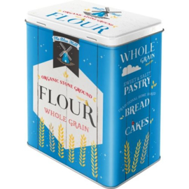 Flour Bewaarblik .