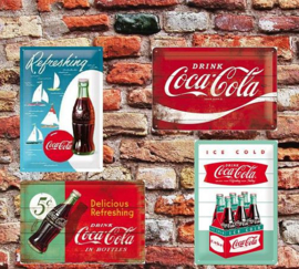 Coca Cola.  voordeelset 32