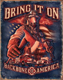 Bring it On Backbone of America