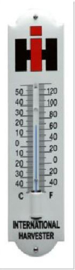 International Harvester Thermometer 6,5 x 30 cm.