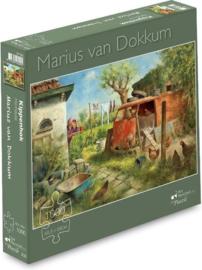 Kippenhok - Marius van Dokkum