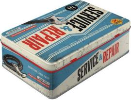 Service & Repair  Bewaarblik