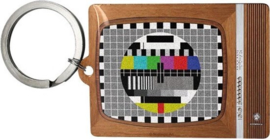 TV Testscreen  Sleutelhanger.