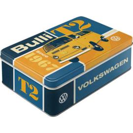 VW T2 Bulli Since 1967  Bewaarblik.