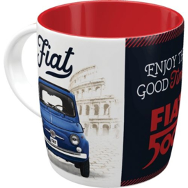 Fiat - Good things are ahead of you. Koffiebeker