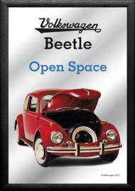 Volkswagen Open Space Spiegel 22 x 32 cm.
