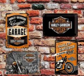 Harley Davidson. voordeelset 36