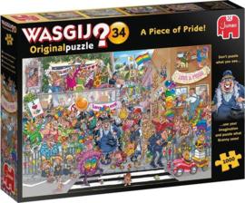 Wasgij Original 34 - Een Stukje Trots (1000)