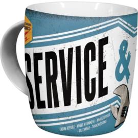 Service & Repair Koffiemok.