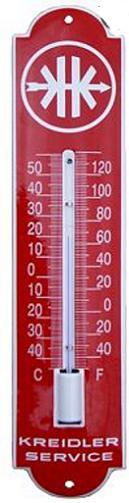 Kreidler Service Thermometer 6,5 x 30 cm