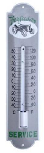 Ferguson Grijs Thermometer 6,5 x 30 cm.