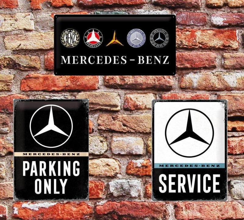 Mercedes Benz Voordeelset.
