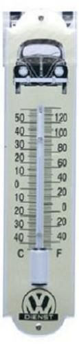 VW Kever Dienst  Thermometer 6,5 x 30 cm