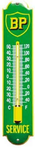 BP Thermometer 6,5 x 30 cm.