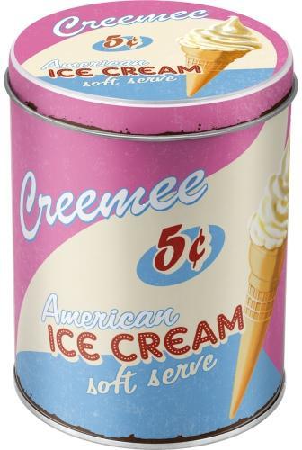 American Ice Cream Bewaarblik Rond
