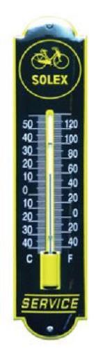 Solex Thermometer 6,5 x 30 cm.