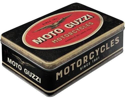 Moto Guzzi-Logo  Bewaarblik.