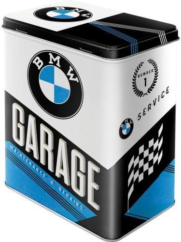BMW Garage Bewaarblik .