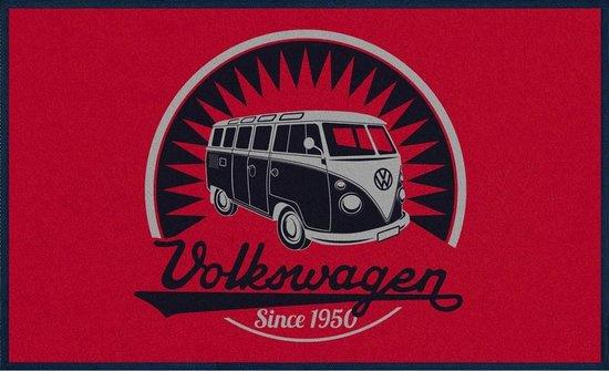 Volkswagen Since 1950 Deurmat  50 X 75 cm