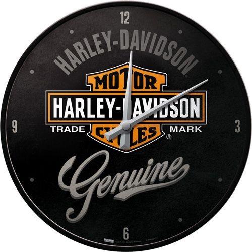Harley Davidson Genuine Wandklok 31 cm