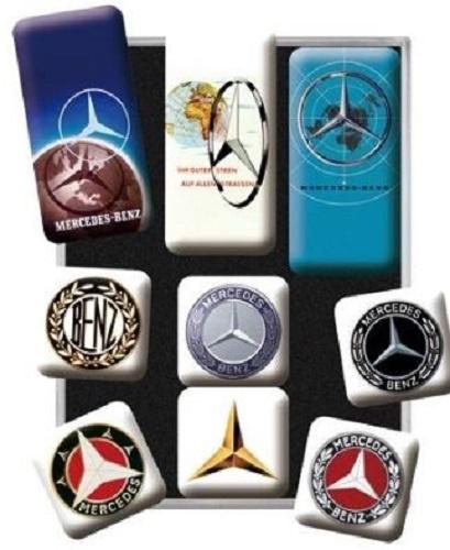 Mercedes Benz Magneet set.