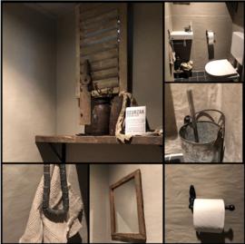 Project wc met tegellijm bewerkt