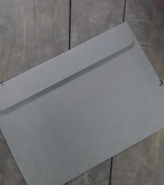 Bijpassende envelop voor sobere kaarten! Los te bestellen