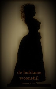 De hofdame Woonstijl