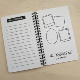 Je leven in 30 lijstjes - 30 vragen aan jezelf (of anderen)