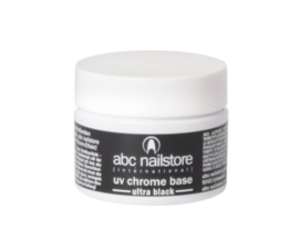 abc nailstore chrome base ultra black 5g