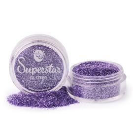 #140 Purple Lavendel glitter
