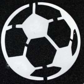 48 Voetbal sjabloon