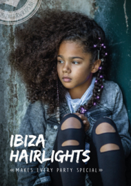 IBIZA Hairlights  'Wit'