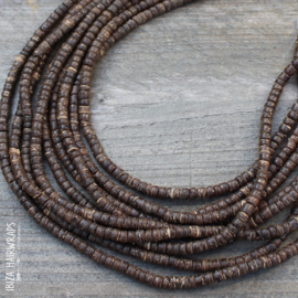 Coconut Beads Brown