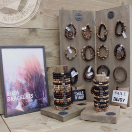 Armbanden display 2 luik